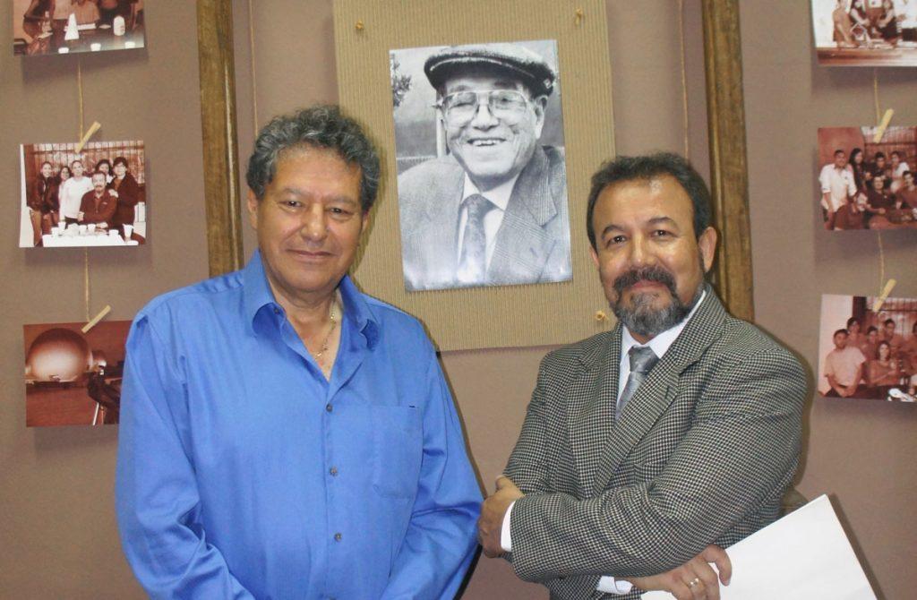 Carlos A. Chávez Almanza y Humberto Hernández Negrete