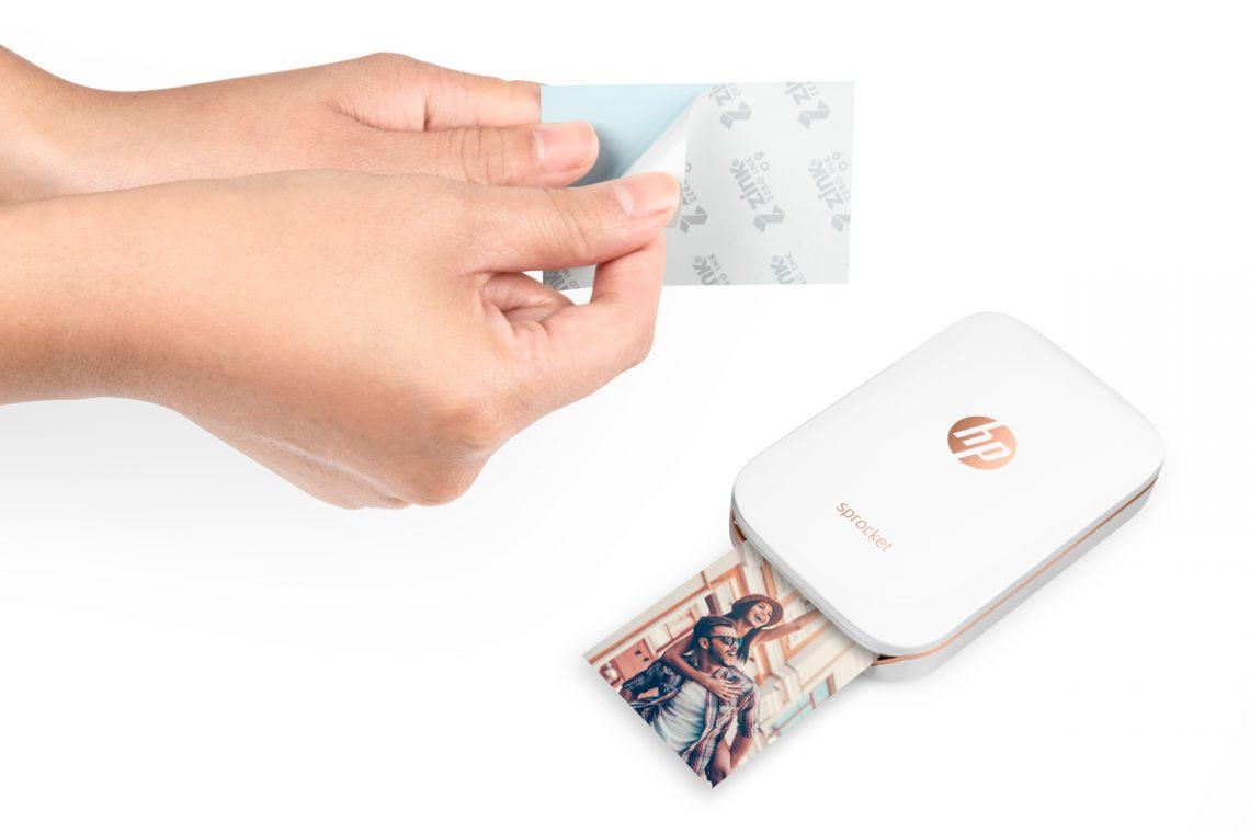 HP Sprocket disponible ya en México a un precio sugerido de $3,499.00 pesos.