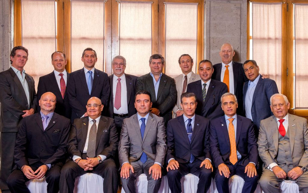 Lic. Román López Meneses nuevo presidente de ANIDIGRAF