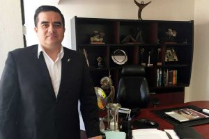 Ramón Parra, Presidente de la Cámara de Joyería Jalisco.