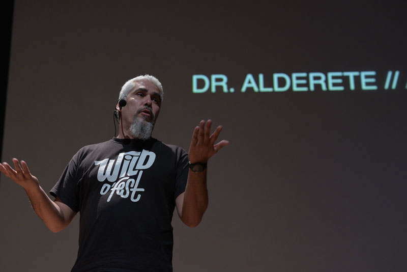 Dr. Alderete
