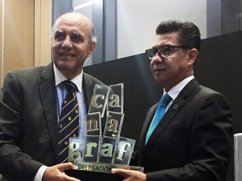 Canagraf Jalisco Dia del Impresor 2018