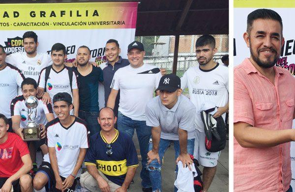 Campeón Copa Impresores Torneo Dia del Impresor 2018